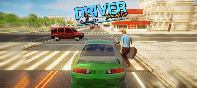 Uber Driver Simulator - Private Chauffeuring Game Source Code - Sell My App