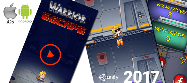 Warrior Escape Full
