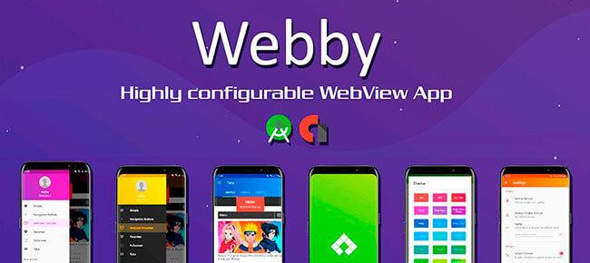Webby WebView