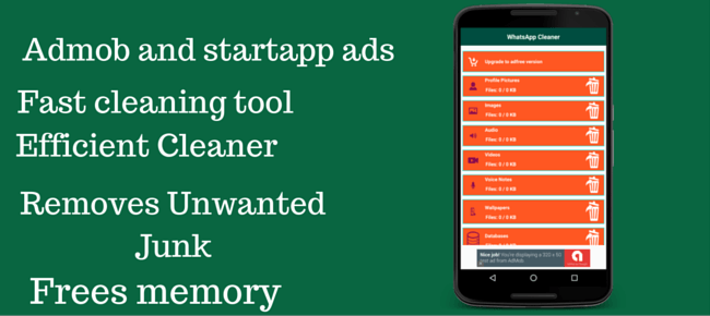 Whatsapp Cleanmaster App