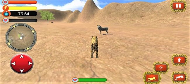 Wild Cheetah Simulator