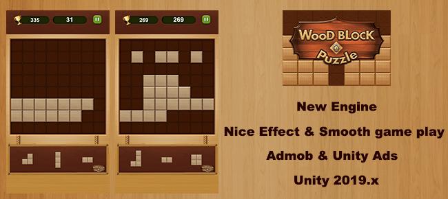Wood Block Puzzle 2