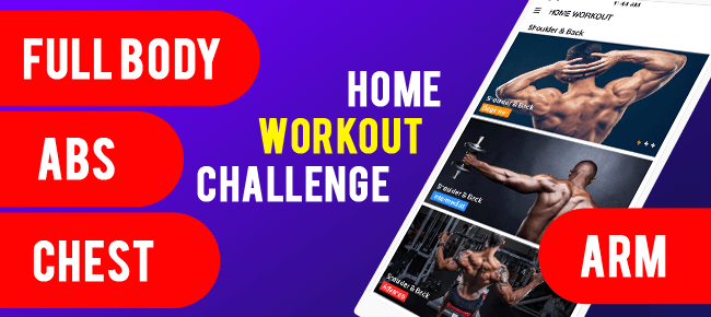 Workout Fitness Challenge