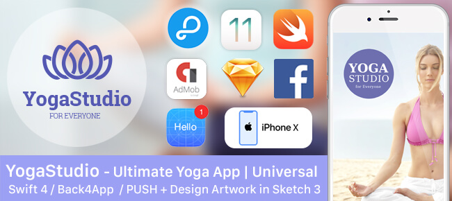 YogaStudio Ultimate Yoga App - Sell My App